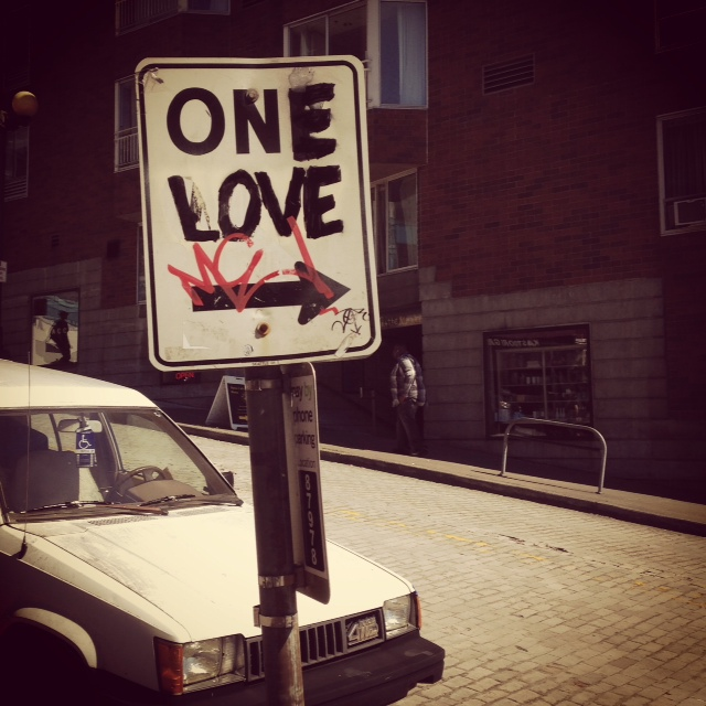 love the right way.